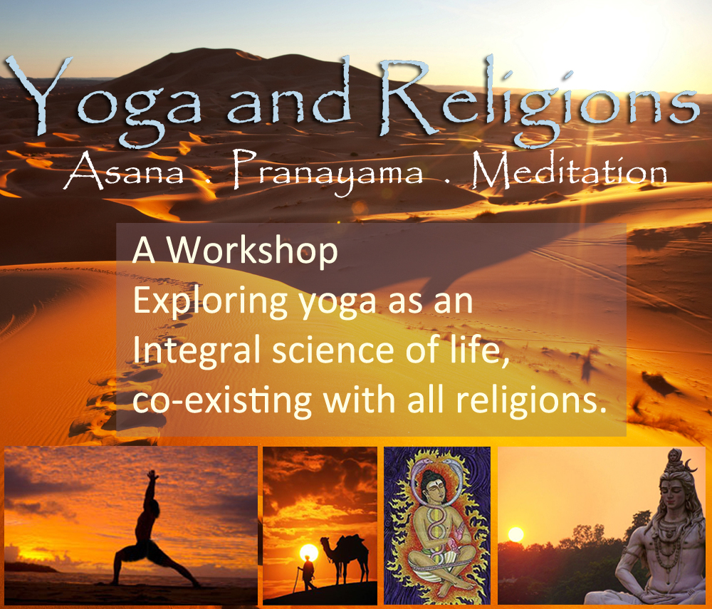 yoga and religions